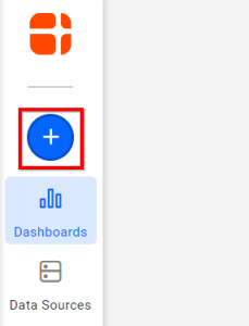new dashboard tile in homepage to create twilio dashboard using Bold BI dashboards