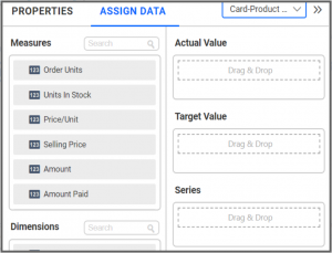 Assign data Section