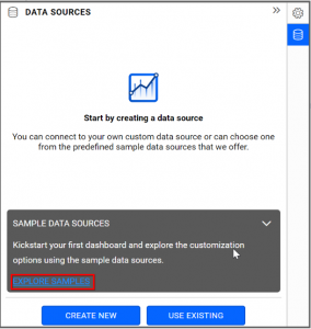 Create sample data source