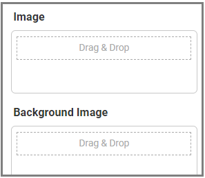 Image and Background Image Sections