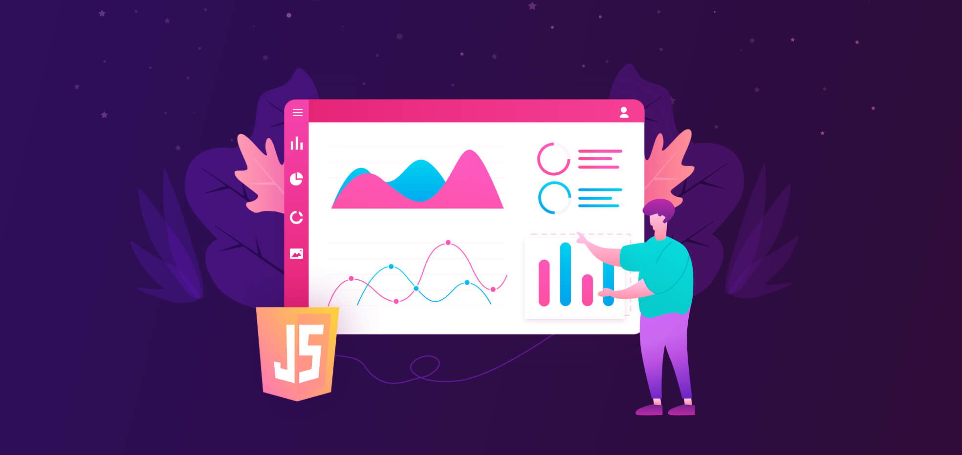 Embedding Dashboards for Analytics with the JavaScript SDK