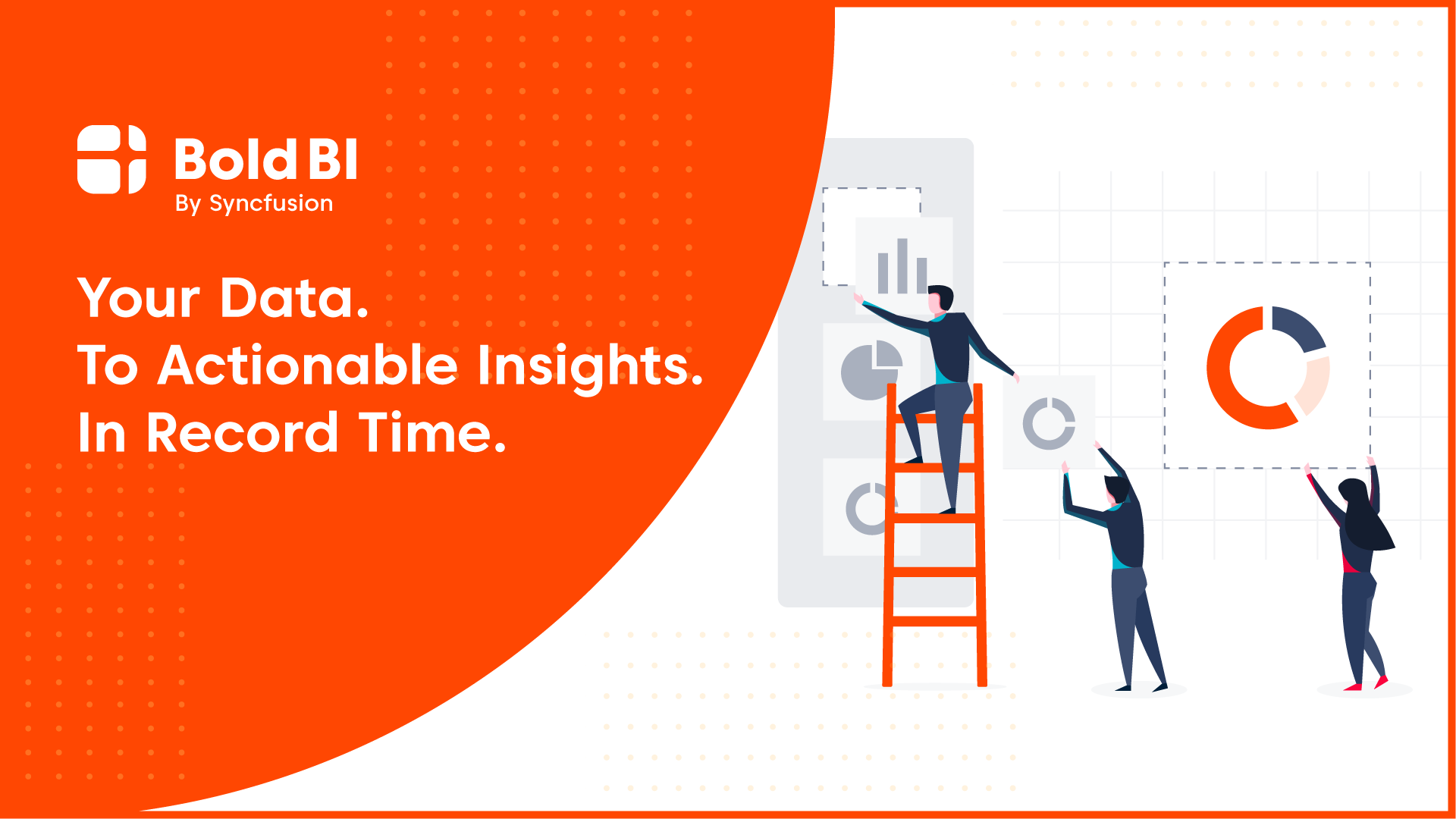 Enterprise BI - Your Data. To Actionable Insights. In Record Time.