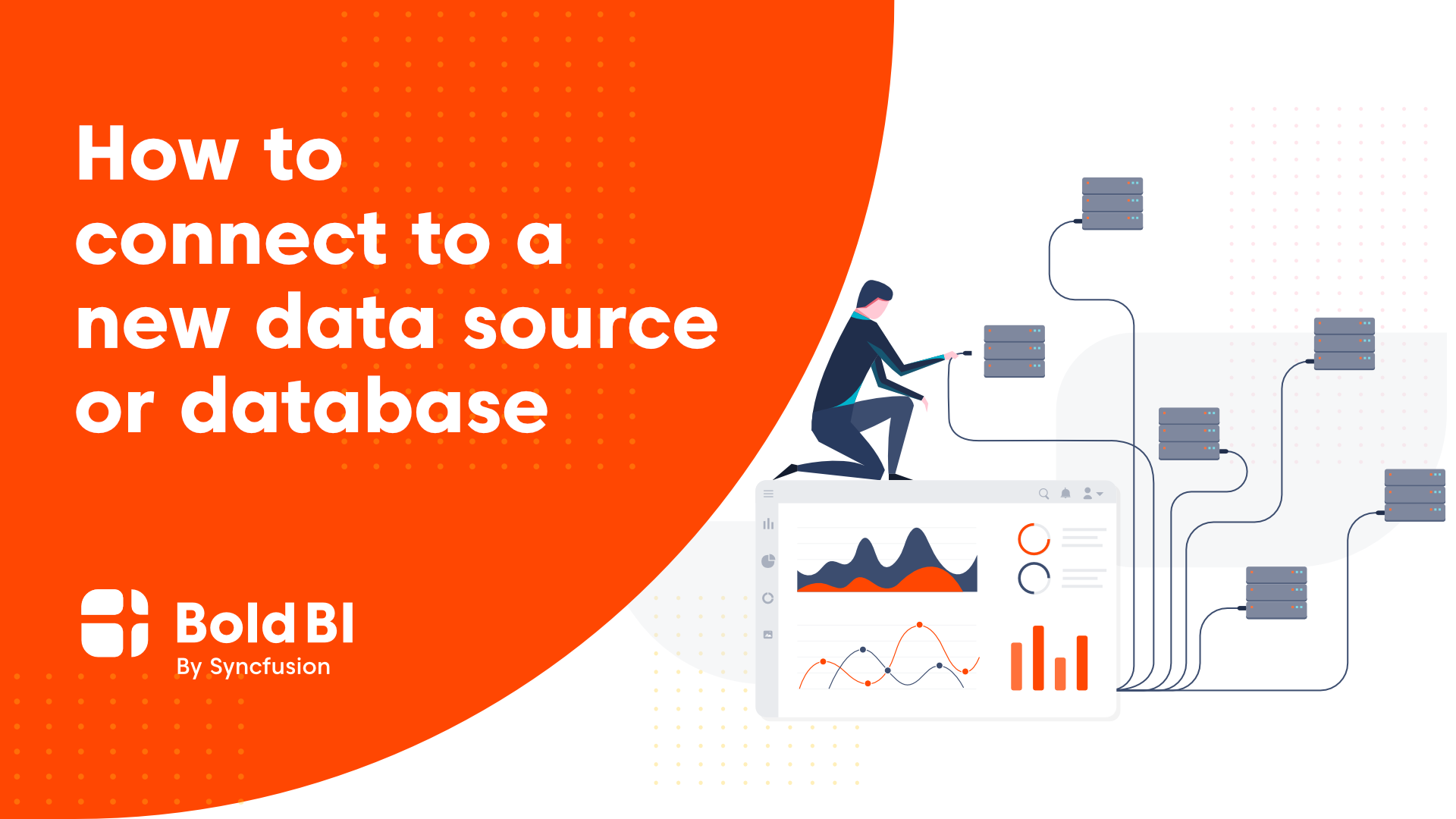 How to Connect to a New Data Source or Database in Enterprise BI