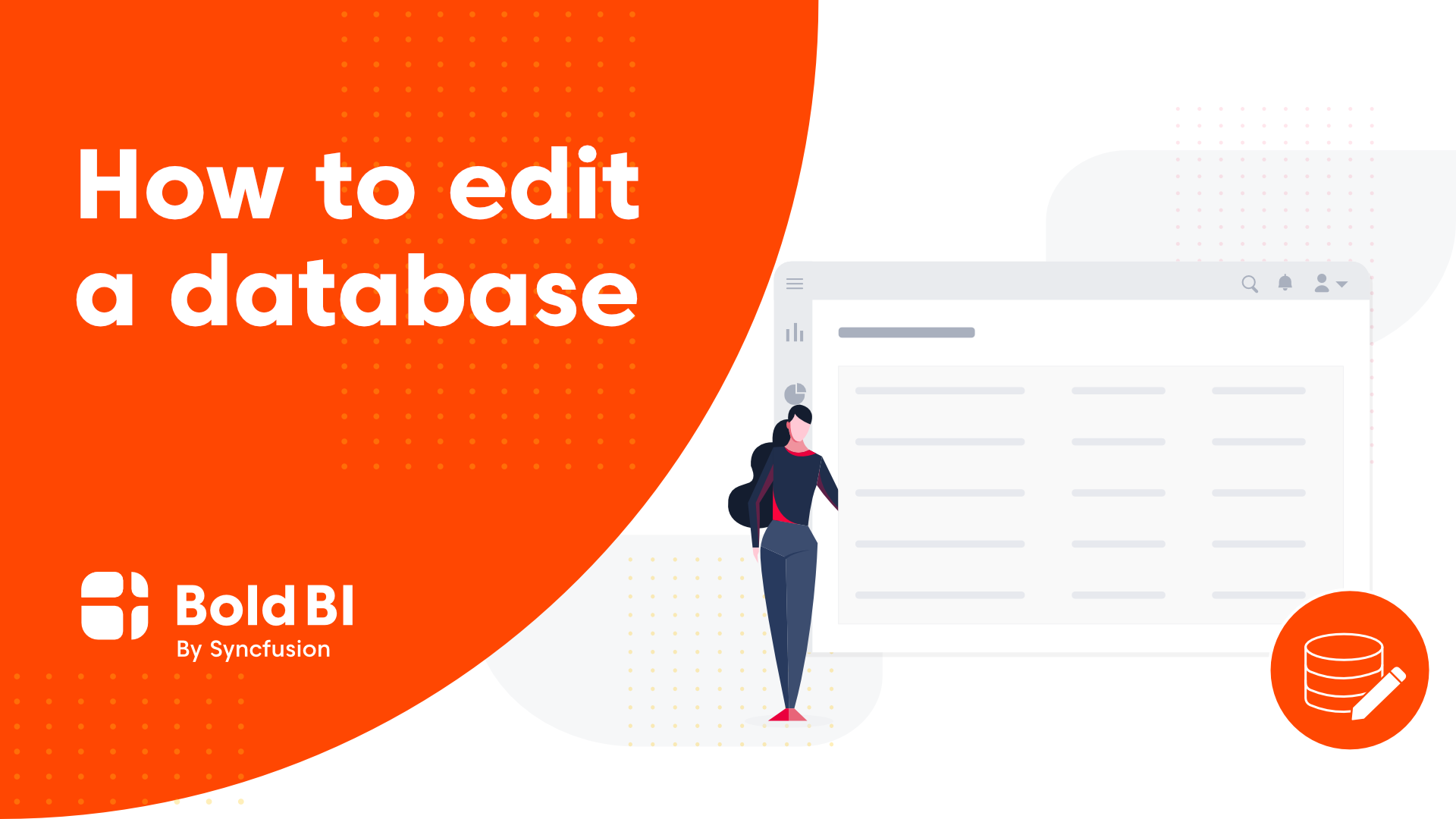 How to Edit a Database in Cloud BI