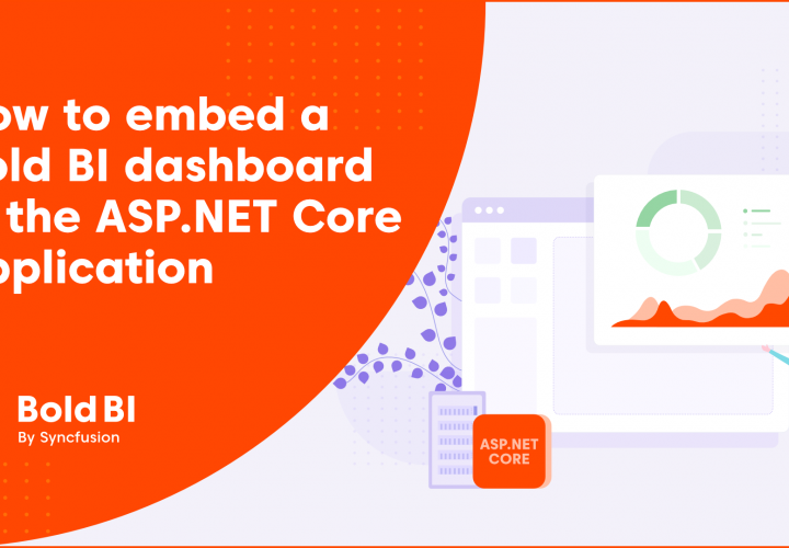 How to embed a Bold BI dashboard in the ASP.NET Core application