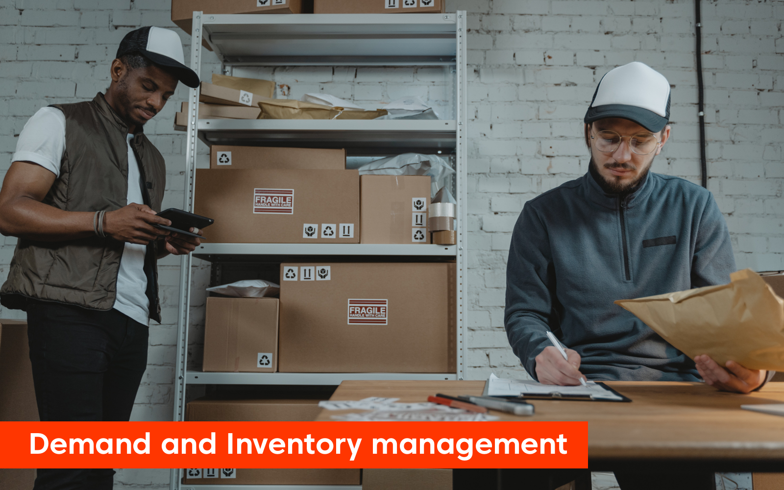 Demand and Inventory management - Role of Business Intelligence in Supply Chain