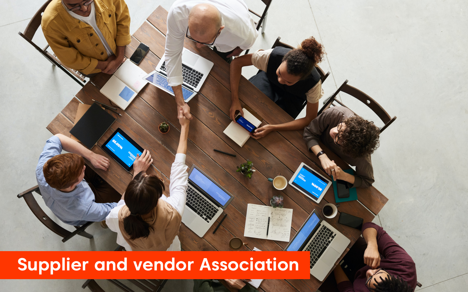 Supplier and vendor Association - Role of Business Intelligence in Supply Chain