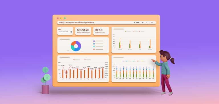 Redefining Energy Industry with Embedded Analytics | Bold BI