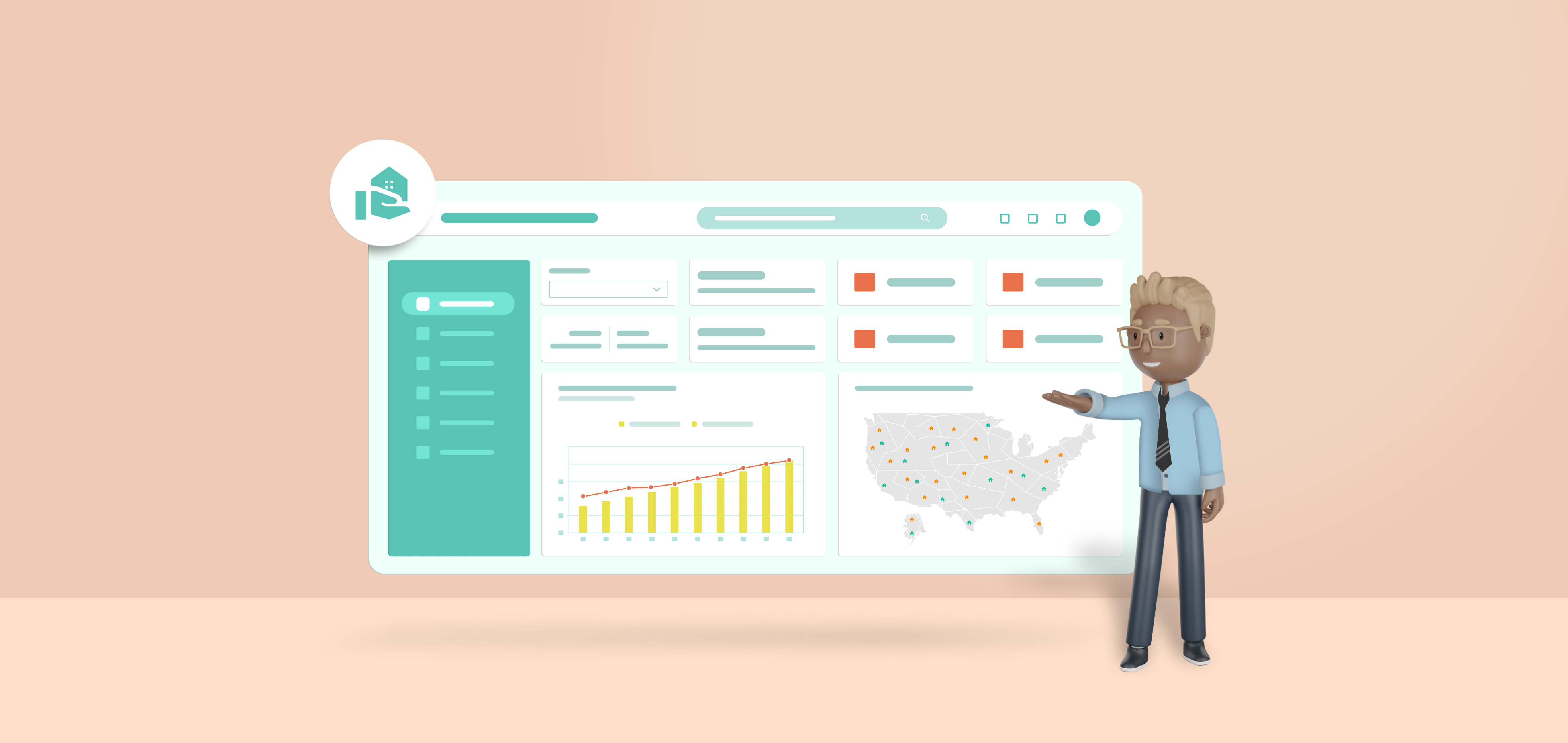 The Benefits of Embedded Analytics in Real Estate