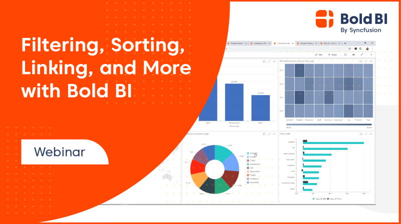 Filtering, Sorting, Linking, and More with Enterprise BI