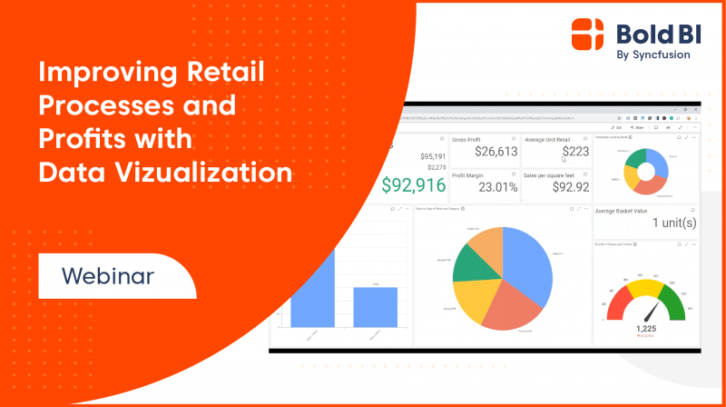Improving Retail Processes and Profits with Data Visualization using Cloud BI