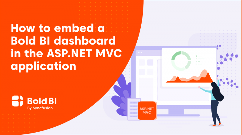 How to embed a Bold BI dashboard in the ASP.NET MVC application