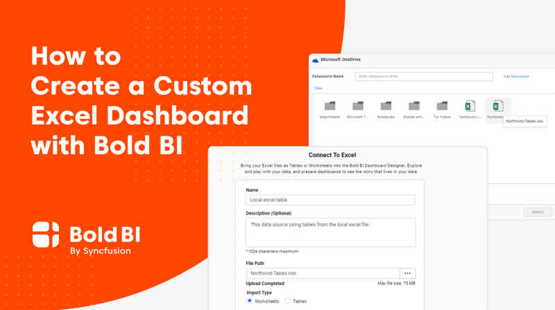 How to Create a Custom Excel Dashboard with Cloud BI