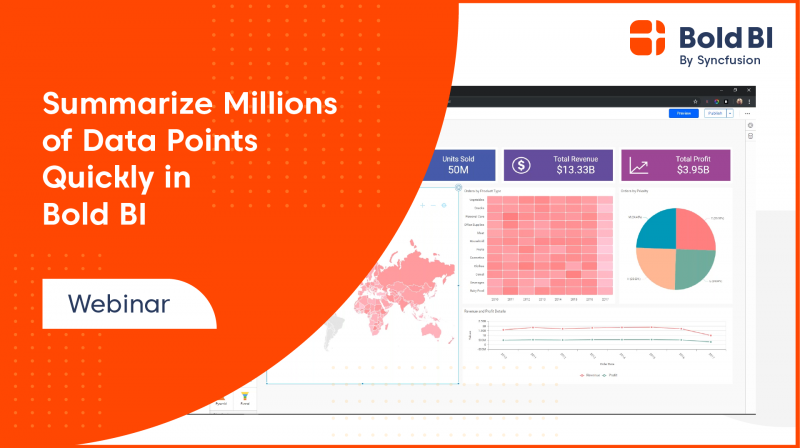 Summarize Millions of Data Points Quickly in Cloud BI